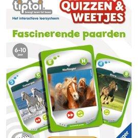 Ravensburger Ravensburger TipToi Quizzen & weetjes fascinerende paarden