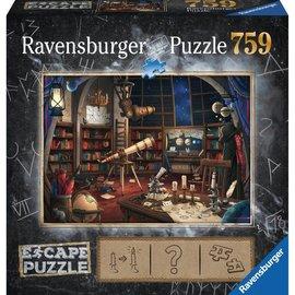 Ravensburger Ravensburger Escape puzzel Ruimte observatorium (759 stukjes)