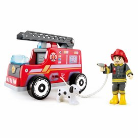 Hape Hape Brandweer auto