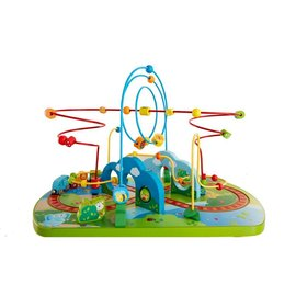Hape Hape 3824 jungle adventure railway table