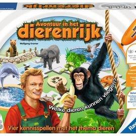 Ravensburger Ravensburger Tiptoi Avonturen in het dierenrijk