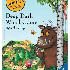Ravensburger Ravensburger De Gruffalo - Deep Dark Wood Game