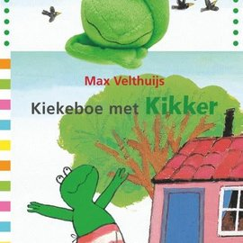 Boek Kiekeboe met kikker