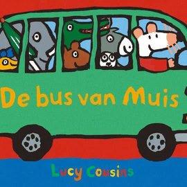 Boek De bus van Muis (kartonboek)