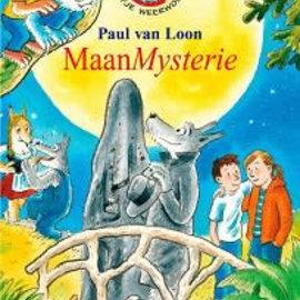 Boek Dolfje weerwolfje - MaanMysterie