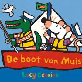Boek De  boot van Muis