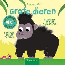 Boek Grote dieren (geluidenboekje)