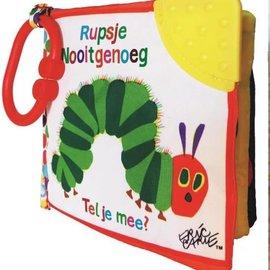 Boek Rupsje Nooitgenoeg - Tel je mee? (buggyboekje)
