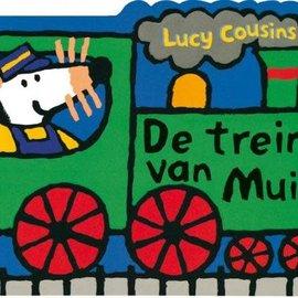 Boek De trein van Muis