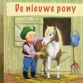 Boek De nieuwe pony