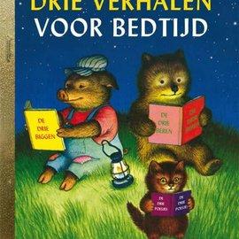 Boek Drie verhalen voor bedtijd