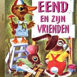Boek Eend en zijn vrienden
