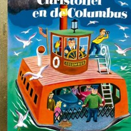 Boek Christoffel en de Columbus
