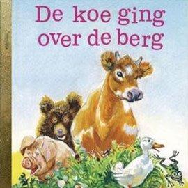 Boek De koe ging over de berg