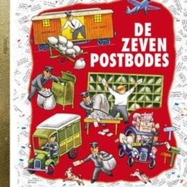 Boek De zeven postbodes