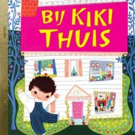 Boek Bij Kiki thuis