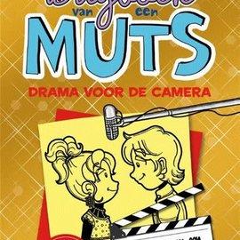 Boek Dagboek van een muts - Drama voor de camera
