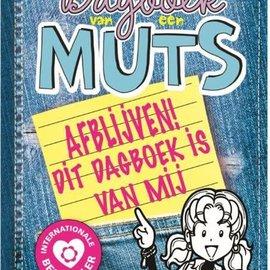 Boek Dagboek van een muts - Afblijven! Dit dagboek is van mij