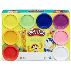Play-Doh Play-Doh Regenboog start pakket
