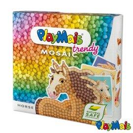 Playmais PlayMais Trendy Mosaic - Paard