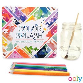 Ooly OOly - Color splash - aquarel potloden