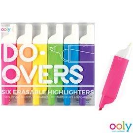 Ooly Ooly - Do-Overs markeerstiften uitgumbaar