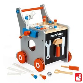 Janod Janod Brico'kids - DIY magnetische trolley