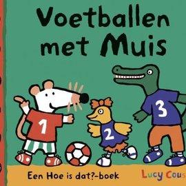 Boek Voetballen met Muis