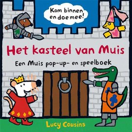 Boek Het kasteel van Muis (pop-up en speelboek)