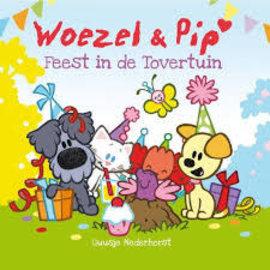 Woezel & Pip Woezel & Pip - Feest in de tovertuin