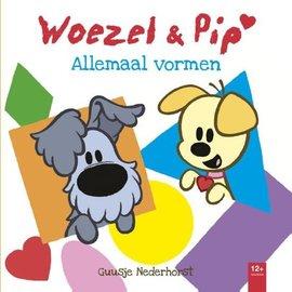 Boek Woezel & Pip - Allemaal vormen