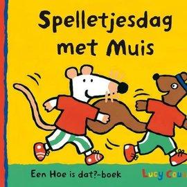 Boek Spelletjesdag met Muis