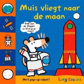 Boek Muis vliegt naar de maan
