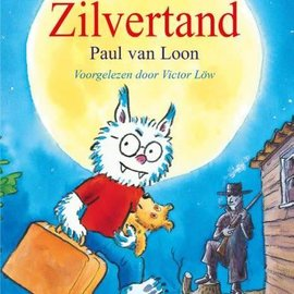 Boek Dolfje weerwolfje - Zilvertand (luisterboek)