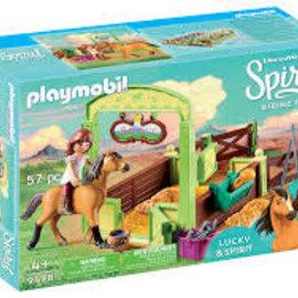 Playmobil Playmobil - Lucky & Spirit (9478)