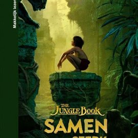 Boek Disney The jungle book - Samen sta je sterk