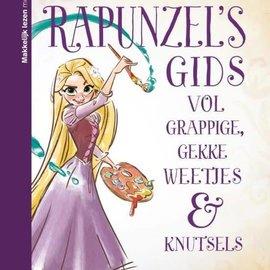 Boek Disney - Rapunsels gids vol grappige, gekke weetjes & knutsels