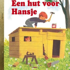 Boek Een hut voor Hansje