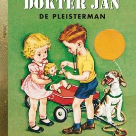 Boek Dokter Jan de pleisterman