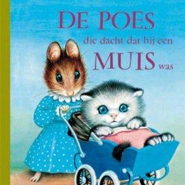 Boek De poes die dacht dat hij een muis was