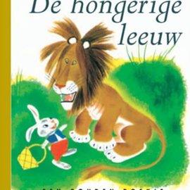 Boek De hongerige leeuw