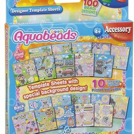 Aquabeads Aquabeads - Designer Template Sheets