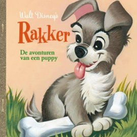 Boek Disney - Rakker
