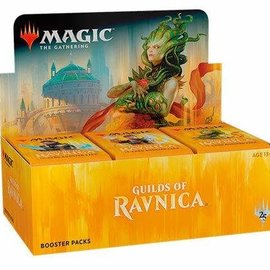 Magic The Gathering MGT GRN guilds of Ravnica booster