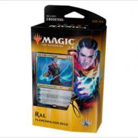 Magic The Gathering MTG GRN Guilds of ravnica planeswalker deck
