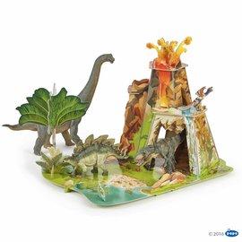 Papo Papo De wereld van de dinosaurussen