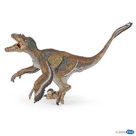 Papo Papo Gevederde Velociraptor