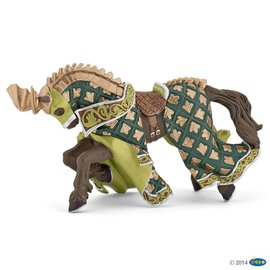 Papo Papo Paard van de draken wapenmeester