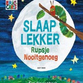 Boek Rupsje nooitgenoeg - Slaap lekker (kartonboek)