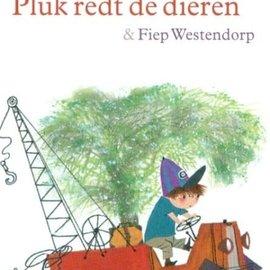 Boek Pluk redt de dieren (luisterboek, 2 cds)